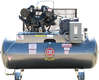 CAS Horizontal Air Compressor Unit Image
