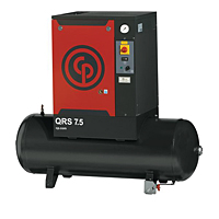 Chicago Pneumatic Quiet Rotary Screw Air Compressors Image (QRS7.5 HP)