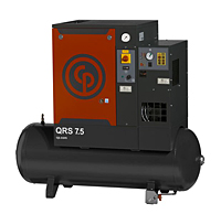 Chicago Pneumatic Quiet Rotary Screw Air Compressors Image (QRS7.5 HPD